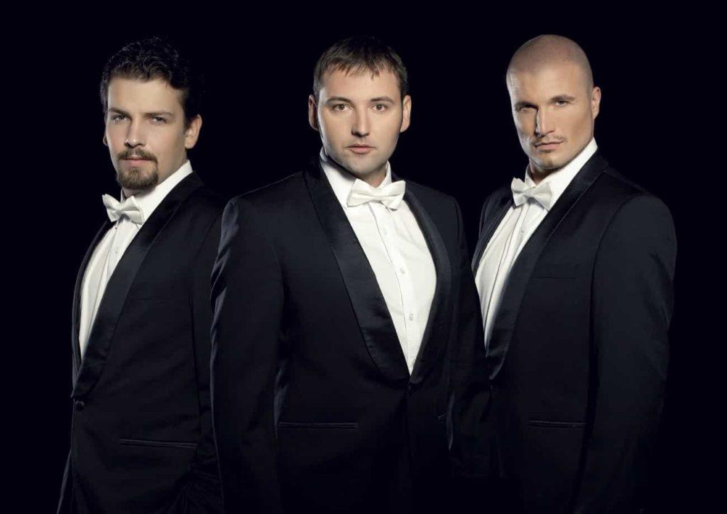 trio unikalni glasove