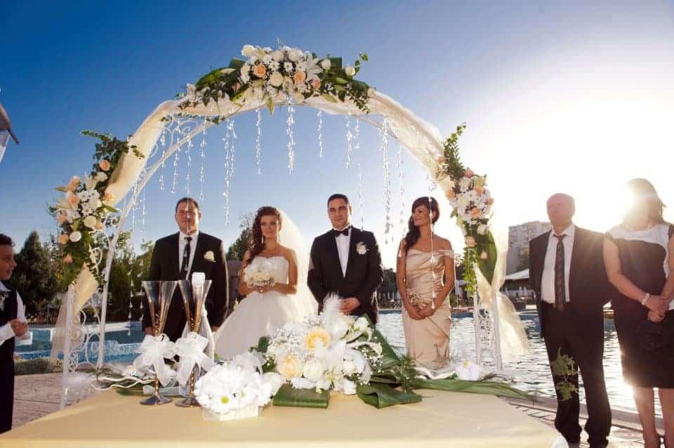 Най-лудата сватба за 2012г