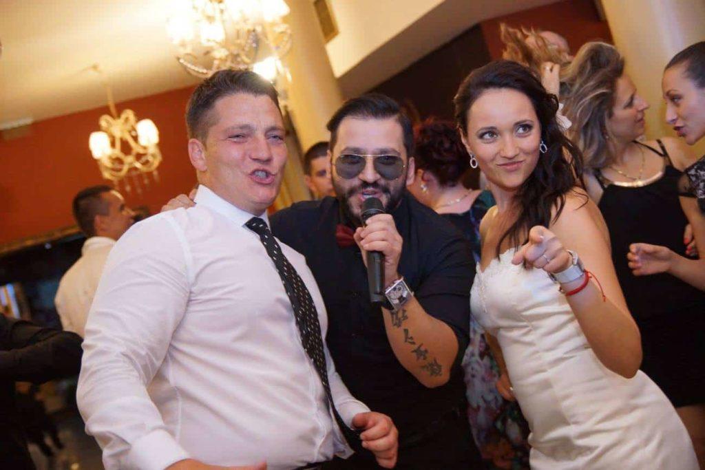 svatbeno party