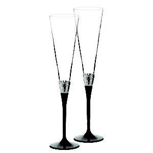 Дизайнерски сватбени чаши Vera Wang